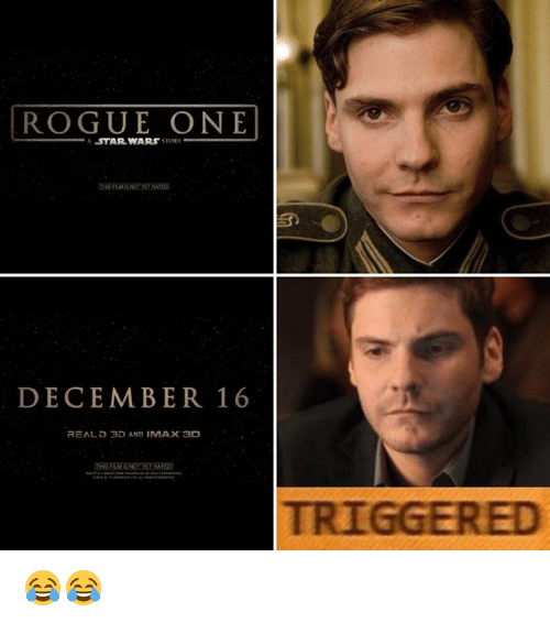 rogue one star wars story december 16 real d 3d 8992849 🔥 25 best memes about star wars star wars memes