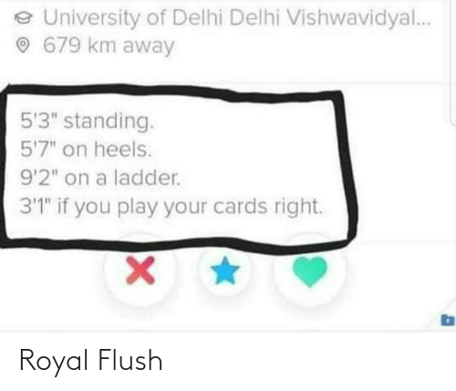 Royal: Royal Flush