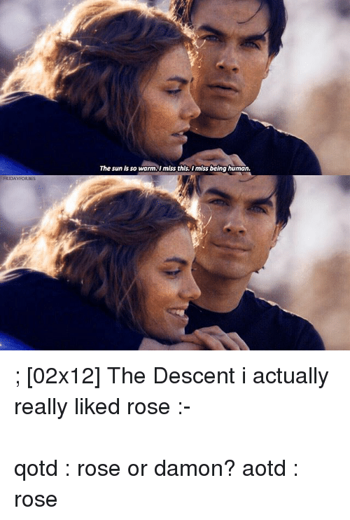 Memes, Forbes, and Rose: RRIDAY FORBES  The sunis so warm. Imiss this. miss being human. ; [02x12] The Descent i actually really liked rose :- ⠀⠀⠀⠀⠀⠀⠀⠀⠀⠀⠀⠀⠀⠀⠀⠀⠀⠀⠀⠀⠀⠀⠀⠀⠀⠀⠀⠀⠀⠀⠀⠀⠀⠀⠀⠀⠀⠀⠀⠀⠀⠀⠀⠀⠀⠀⠀⠀⠀⠀⠀⠀⠀⋆⠀⠀⠀⠀⠀⠀⠀⠀⠀⠀⠀⠀⠀⠀⠀⠀⠀⠀⠀⠀⠀⠀⠀⠀⠀⠀⠀⠀⠀⠀⠀⠀⠀⠀⠀⠀⠀⠀⠀⠀⠀⠀⠀⠀⠀⠀⠀⠀⠀⠀⠀⠀ qotd : rose or damon? aotd : rose
