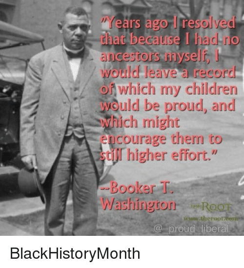 biography of booker t washington essay Booker t washington: atlanta compromise teacher will lead entire class through three quotes from the atlanta compromise the student should have the quotes in front of them.