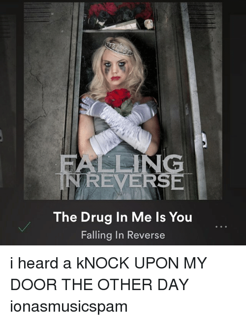 RSE the Drug in Me Is You Falling in Reverse I Heard a ...