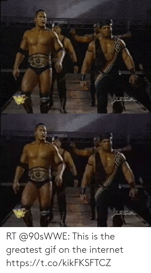 Internet: RT @90sWWE: This is the greatest gif on the internet https://t.co/kikFKSFTCZ