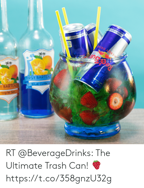 trash can: RT @BeverageDrinks: The Ultimate Trash Can! 🍓  https://t.co/358gnzU32g