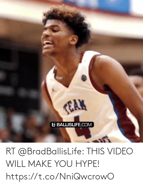 hype: RT @BradBallisLife: THIS VIDEO WILL MAKE YOU HYPE!  https://t.co/NniQwcrowO