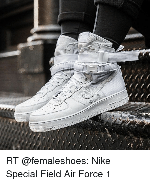 Female Air Force Shoes