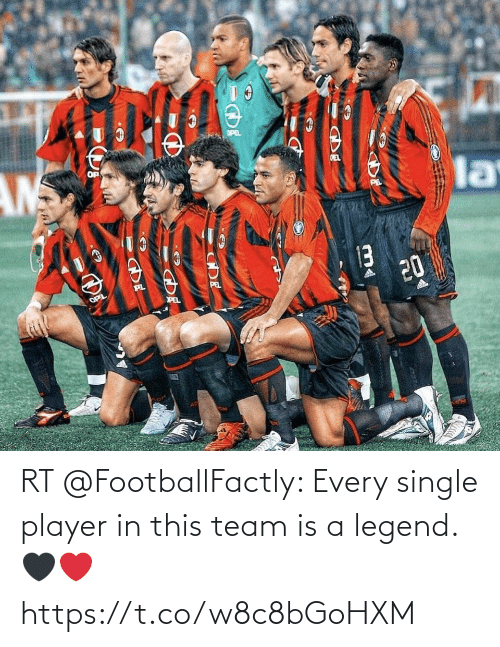 player: RT @FootballFactly: Every single player in this team is a legend. 🖤❤️ https://t.co/w8c8bGoHXM