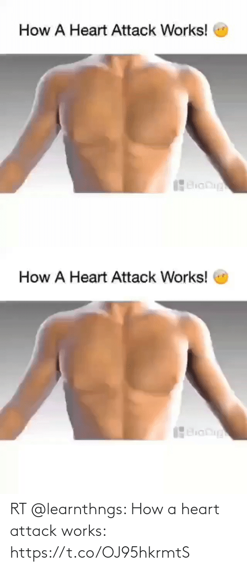 works: RT @learnthngs: How a heart attack works: https://t.co/OJ95hkrmtS