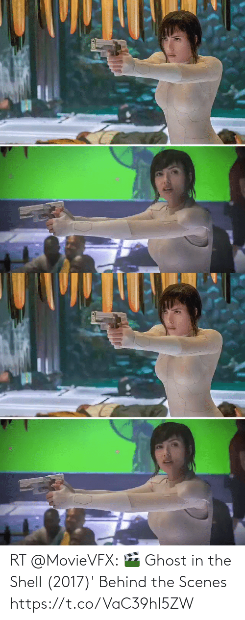 scenes: RT @MovieVFX: 🎬 Ghost in the Shell (2017)' Behind the Scenes https://t.co/VaC39hl5ZW