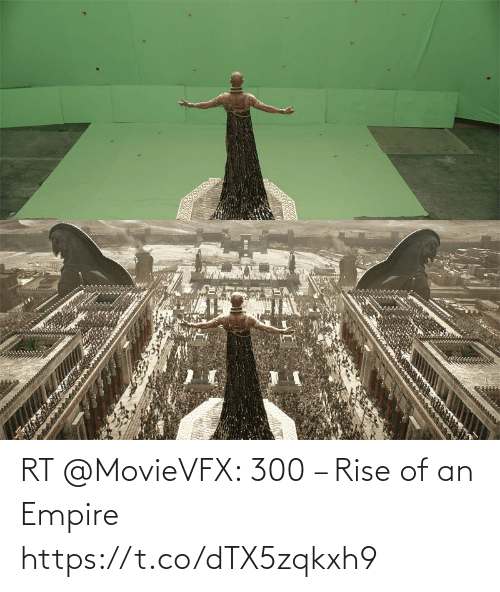 Empire: RT @MovieVFX: 300 – Rise of an Empire https://t.co/dTX5zqkxh9