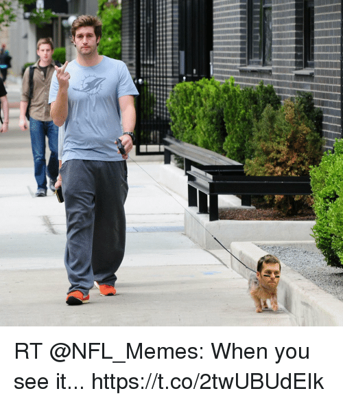 Football, Memes, and Nfl: RT @NFL_Memes: When you see it... https://t.co/2twUBUdEIk