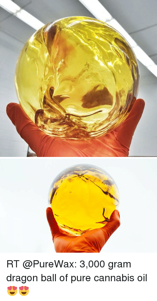 how to make cannabis dragon balls
