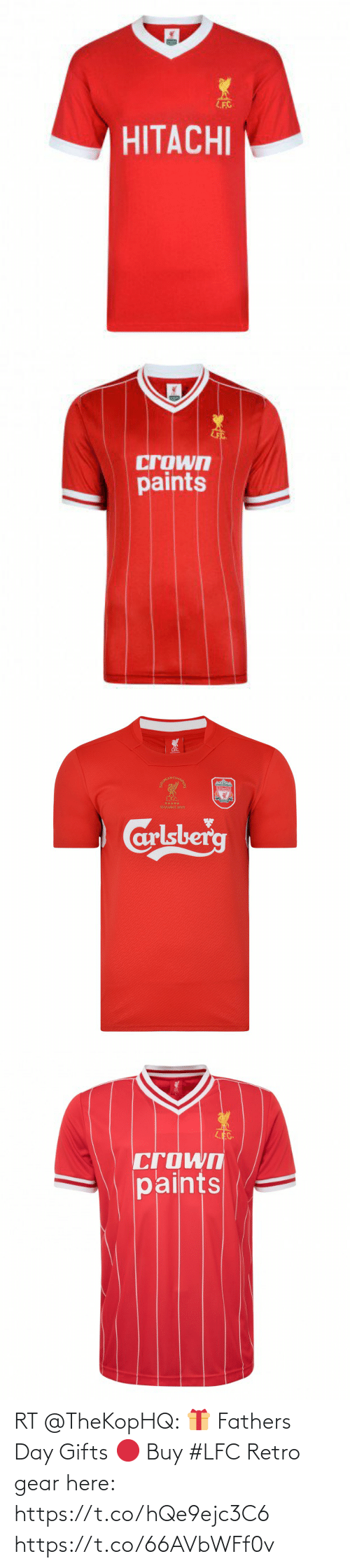 fathers day: RT @TheKopHQ: 🎁 Fathers Day Gifts 🔴  Buy #LFC Retro gear here: https://t.co/hQe9ejc3C6 https://t.co/66AVbWFf0v
