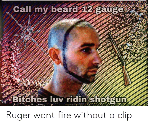 Fire: Ruger wont fire without a clip
