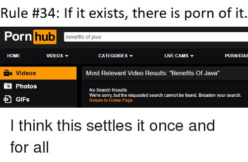 if it exist there is porn of it