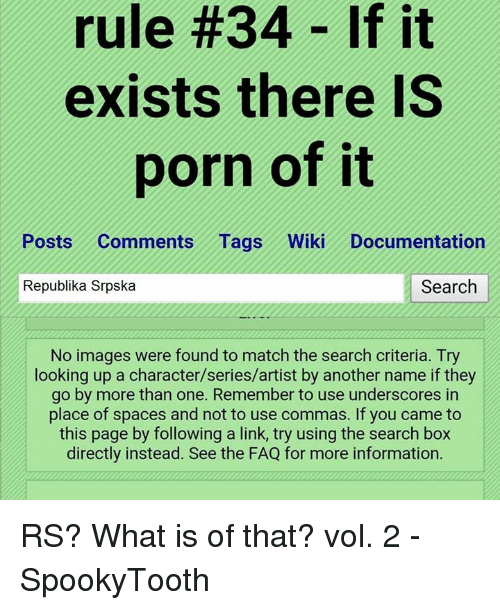 The dating guy rule 34 definition