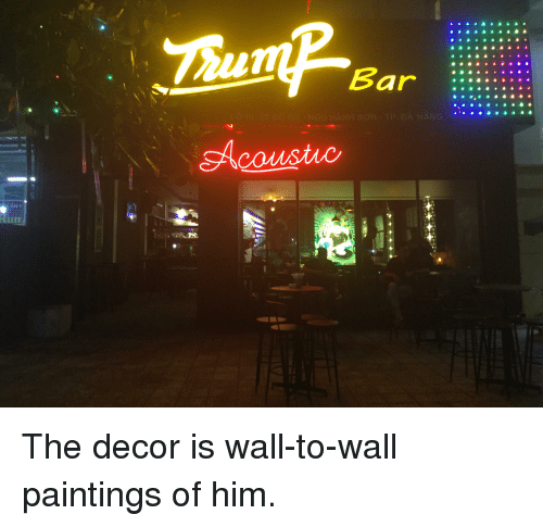 Rum bar funny meme on sizzle - What is wall decor ...