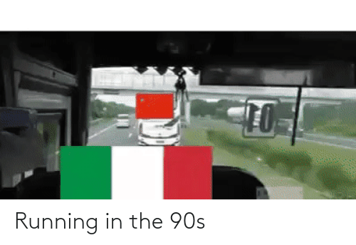 Running In The: Running in the 90s