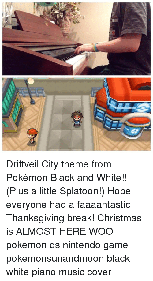 Pokemon Black And White Driftveil City Music Then again they are in b1&w1's ost. pokemon black and white driftveil city
