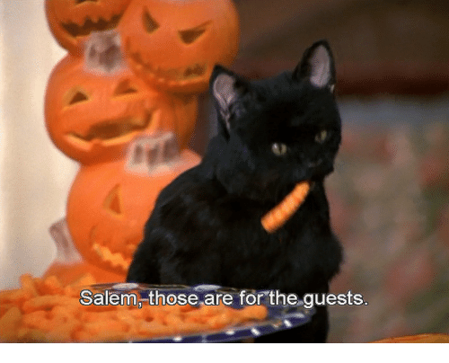 salem: Salem, those are for the quests.