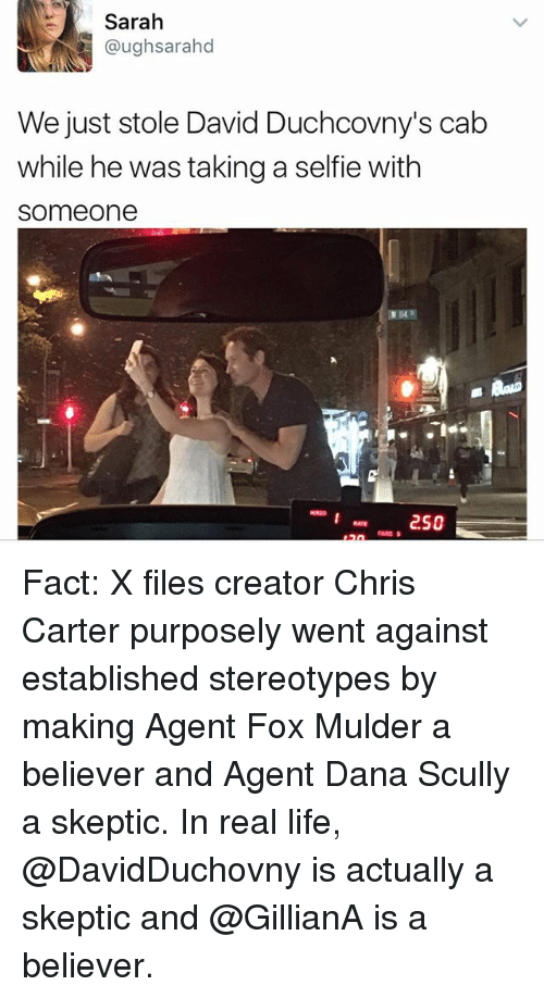 fox and scully relationship memes