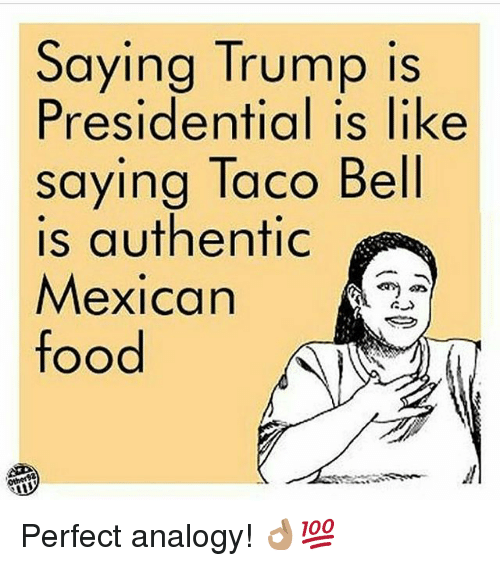 Authentic Mexican Food Memes