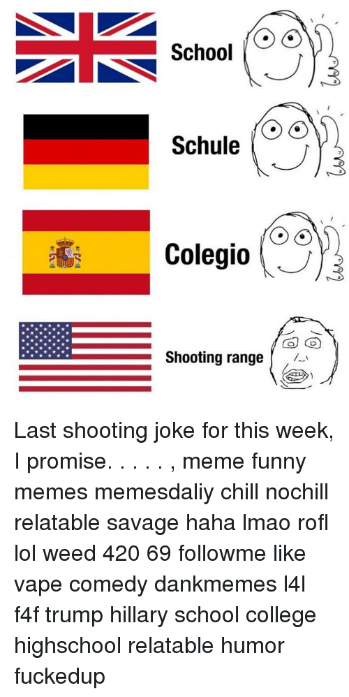 Shooting Jokes