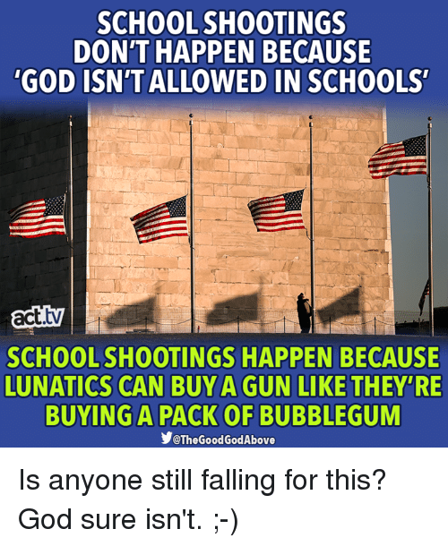 Decades After Columbine Preventing School Shootings Still: 25+ Best Memes About School Shootings