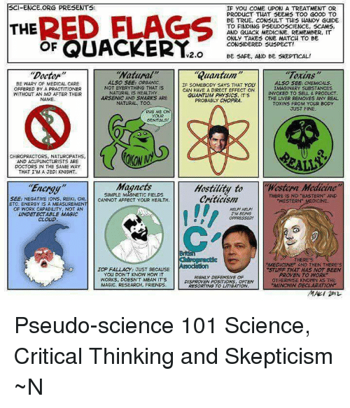 critical thinking is associated with skepticism Critical thinking and judgment:  it requires reflective skepticism mixed with an open  and relationships associated with critical thinking must be learned.