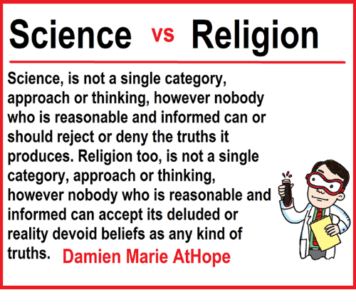 religion vs science the creation of Dr jay l wile creation versus evolution: religion vs science or religion vs religion p 3 among the many important results there is one that stands out above them all: more than.