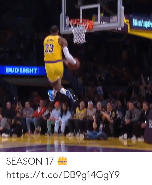 season 17: SEASON 17 👑 https://t.co/DB9g14GgY9