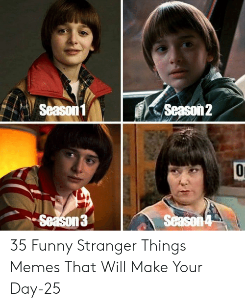 season-4: Season1  Season2  Season3  Season 4 35 Funny Stranger Things Memes That Will Make Your Day-25