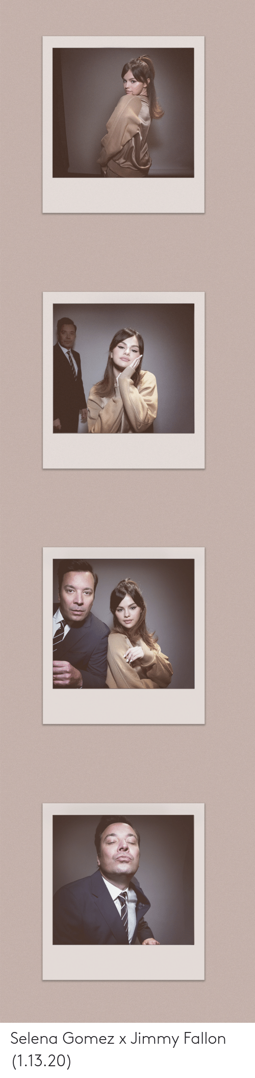 jimmy: Selena Gomez x Jimmy Fallon (1.13.20)
