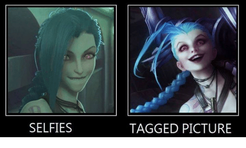 Memes, Selfie, and Tagged Picture: SELFIES  TAGGED PICTURE