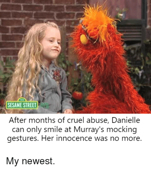 Sesame street adult only