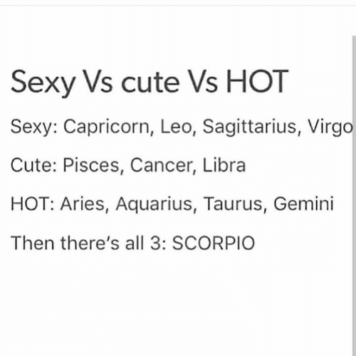 So why hot sagittarius are why are