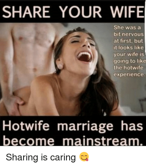 share your wife porn
