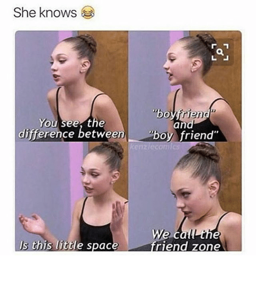dating and boyfriend difference
