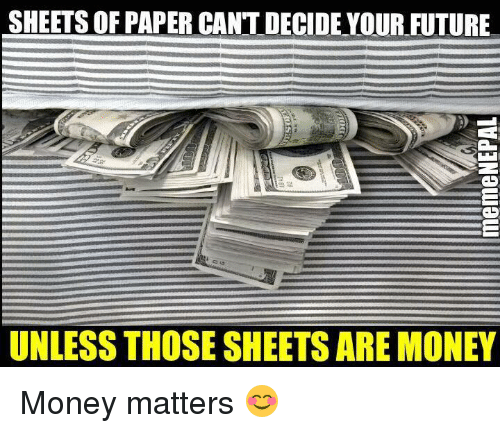 essay on money matters Money matters: this engaging lesson from the free insight course explores the  history  please read this enlightening essay and watch the highly revealing,.