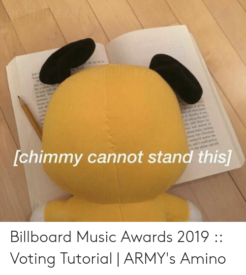 Billboard: shi  [chimmy cannot stand this]  the Billboard Music Awards 2019 :: Voting Tutorial | ARMY's Amino