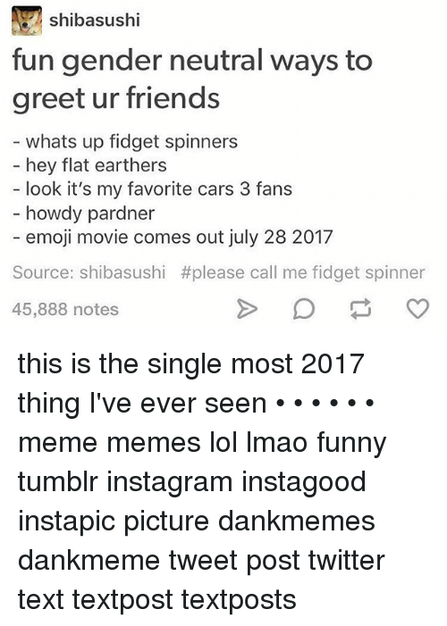 25 best memes about cars single meme and memes cars single cars emoji and friends shibasusi shibasushi fun gender neutral ways to greet ur m4hsunfo Choice Image