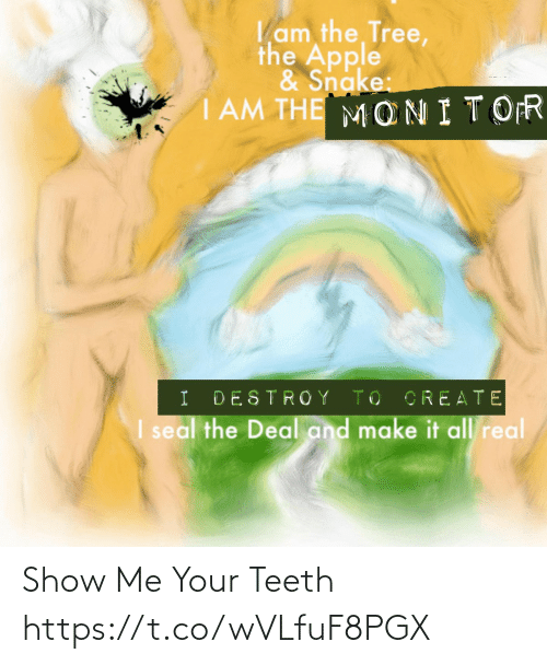 Your: Show Me Your Teeth https://t.co/wVLfuF8PGX