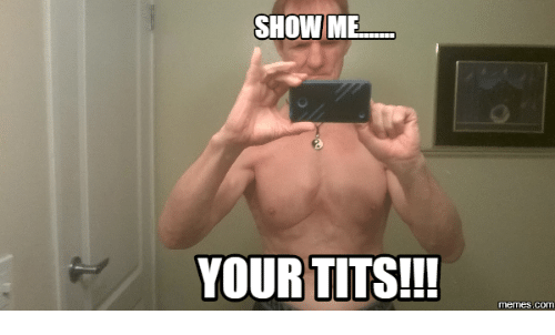 show me your tits videos