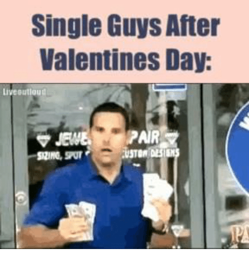 black single men in valentine Another year, another celebration of st valentine's day this day is filled with love, lust, and commercials to make us spend $$$, and the hopes and dreams of single and taken women of a romantic night with their him.