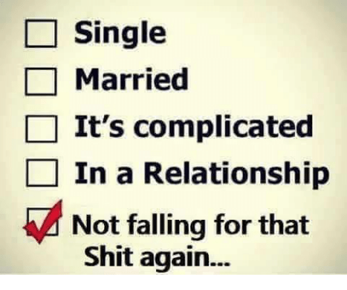 single and married complicated relationship