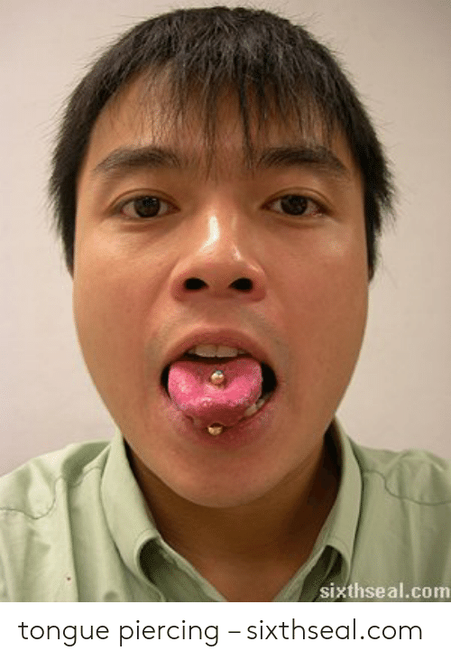 tongue piercing: sixthse al.com tongue piercing – sixthseal.com