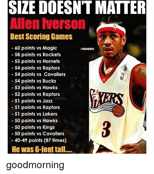 Funny Allen Iverson Memes Of 2016 On SIZZLE