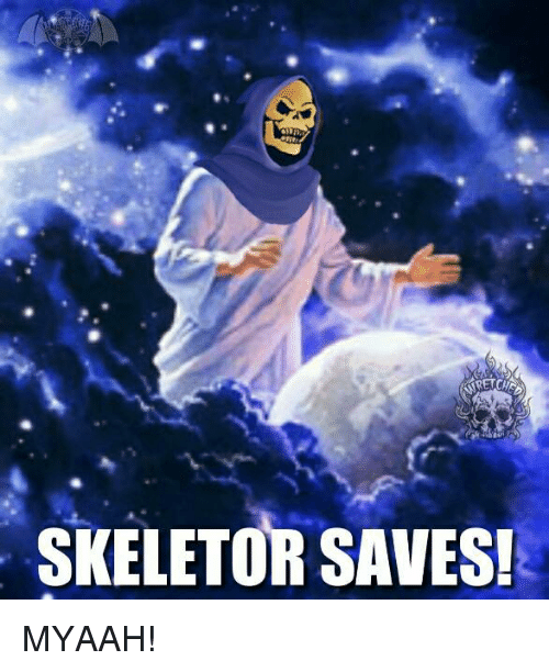 Funny Skeletor Memes of 2017 on SIZZLE | Todays