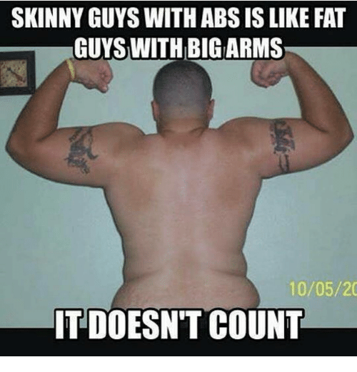 i like fat guys