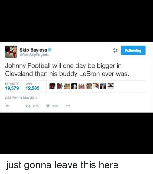 Skip Bayless takes shot at Steelers on his final appearance of ESPN's First Take Skip-bayless-following-real-skipbayless-johnny-football-will-one-day-2876256