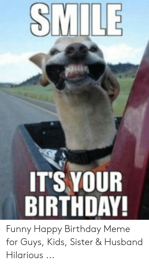 25+ Best Memes About Funny Happy Birthday Meme | Funny ...